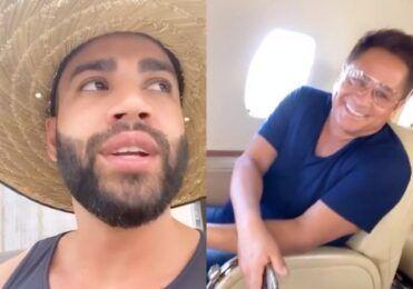 Bomba: Leonardo deixa Eduardo Costa para cantar com Gusttavo Lima