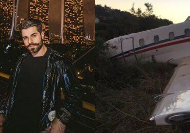 Alok relembra acidente de avião: 'Faz dois anos que renascemos' – Celebridades – iG