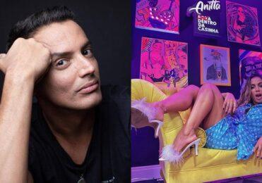 Anitta ironiza áudios vazados por Leo Dias em programa ao vivo – Celebridades – iG