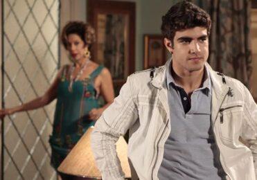 Antenor invade a festa de René e Tereza Cristina em Fina Estampa – TV & Novelas – iG