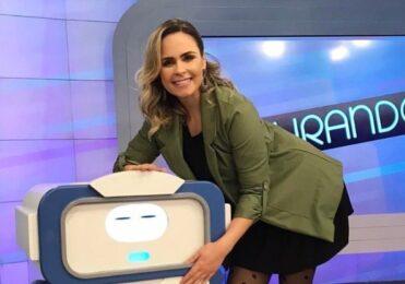 Apresentadora do SBT, Ana Paula tem cartão clonado duas vezes – Fabia Oliveira – iG