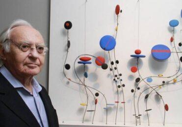 Artista Abraham Palatnik morre aos 92 anos vítima de Covid-19 – Cultura – iG