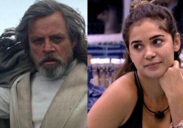 Ator de 'Star Wars' tuíta #ForaGizelly em resposta a fã de 'BBB' – BBB – Big Brother Brasil – iG