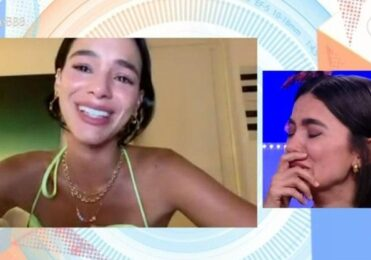 BBB: chorando, Marquezine diz a Manu que Thelma mereceu o prêmio – BBB – Big Brother Brasil – iG