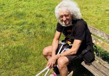 Brian May do Queen quase morreu após acidente de jardinagem – Celebridades – iG