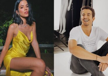 Bruna Marquezine estaria paquerando filho de Claudia Raia – Celebridades – iG