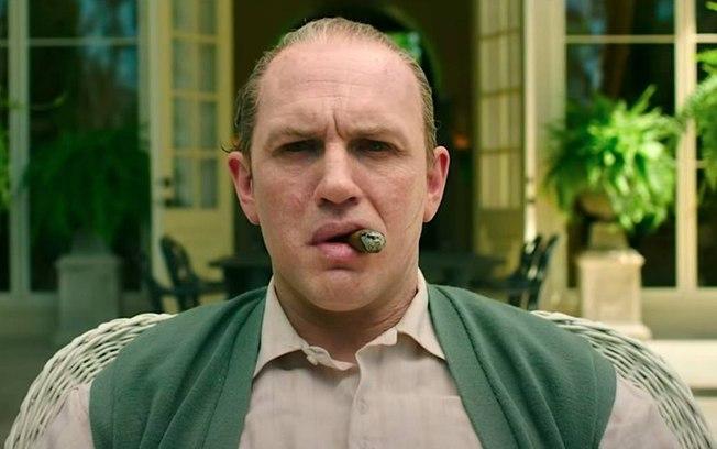 Cena do filme Capone