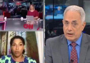 Convidada questiona CNN ao vivo por ter Waack comentando racismo – TV & Novelas – iG