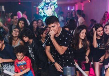 DJ Braga comando o baile virtual 'The Match': 'Muito honrado' – Fabia Oliveira – iG