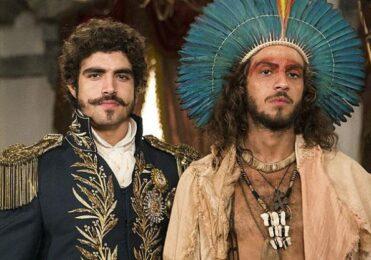 Dom Pedro está cada vez mais próximo dos índios em 'Novo Mundo' – TV & Novelas – iG
