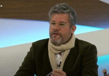 Edgard Piccoli sai da Jovem Pan aliviado: 'Novos ares' – TV & Novelas – iG