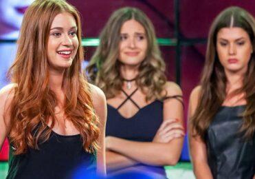 Eliza surpreende Carol na prova do concurso em Totalmente Demais – TV & Novelas – iG