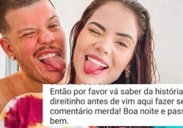 Esposa e irmão de Ferrugem trocam acusações no Instagram – Fofocas dos Famosos – iG