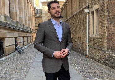 Evaristo Costa estreia na CNN no próximo domingo (31) – TV & Novelas – iG