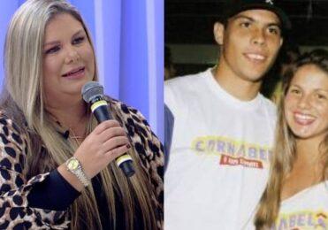 Ex-namorada de Ronaldo Fenômeno revela: 'Me interessei pela fama' – Celebridades – iG