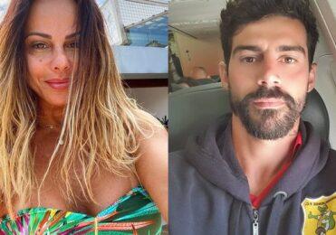 Ex sobre briga com Viviane Araújo:'Poderia sair de mãos abanando' – Celebridades – iG