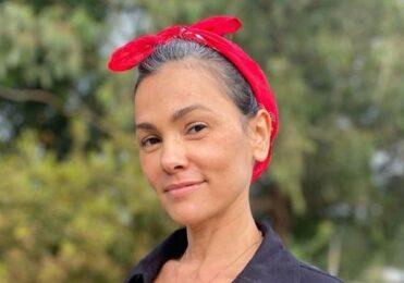 Ex-Tiazinha, Suzana Alves assume os fios brancos na quarentena – Fabia Oliveira – iG