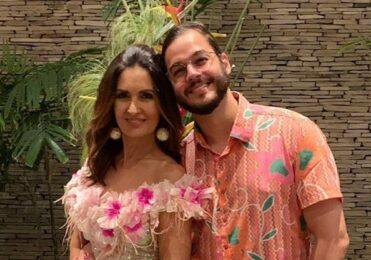 Fátima Bernardes completa 30 meses de namoro e comemora na web – Celebridades – iG