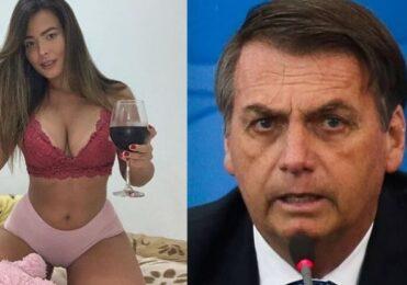 Geisy Arruda é atacada por criticar Bolsonaro sobre academias – Celebridades – iG