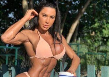 Gracyanne Barbosa revela 'truque' para ter barriga sarada; assita – Celebridades – iG