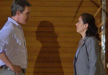 Griselda descobre que René foi expulso de casa em 'Fina Estampa' – TV & Novelas – iG
