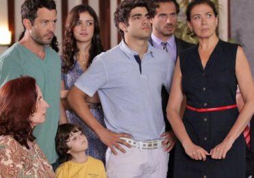 Griselda divide fortuna entre os filhos em 'Fina Estampa' – TV & Novelas – iG