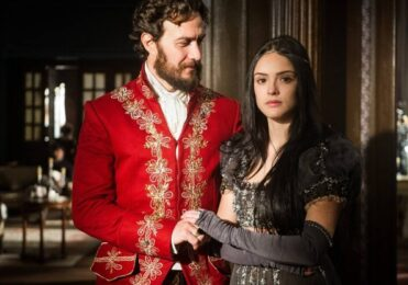 Joaquim assiste ao casamento de Anna e Thomas em 'Novo Mundo' – TV & Novelas – iG