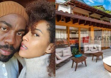 Lázaro e Taís Araujo vendem mansão por R$ 5,9 milhões; veja fotos – Celebridades – iG