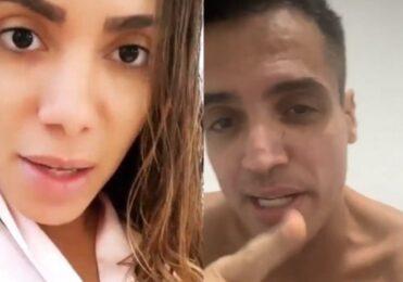 Leo Dias briga com Anitta e é acusado de intolerância religiosa – Celebridades – iG