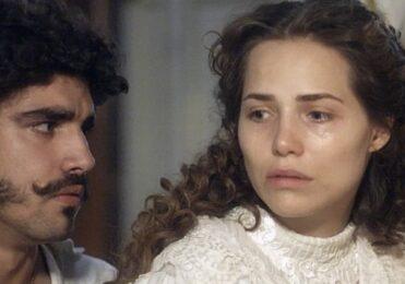 Leopoldina dá à luz uma menina com ajuda de Pedro em 'Novo Mundo' – TV & Novelas – iG