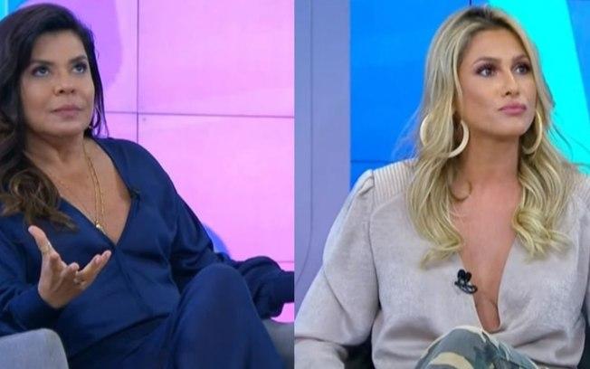 Lívia Andrade e Mara Maravilha