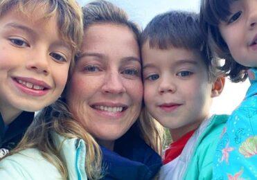Luana Piovani: 'Exausta com as brigas constantes com os filhos' – Celebridades – iG