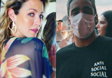Luana Piovani admite que pediu para Scooby desbloqueá-la da web – Celebridades – iG