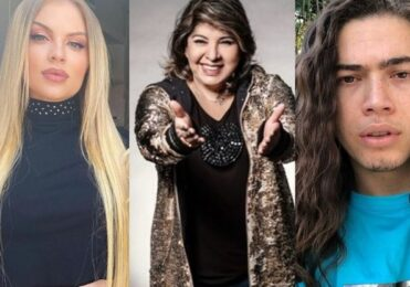 Luísa Sonza defende Whindersson de Roberta Miranda: 'Servia bem' – Fofocas dos Famosos – iG