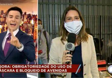 Luiz Bacci dá apelido vergonhoso para repórter e web detona – TV & Novelas – iG