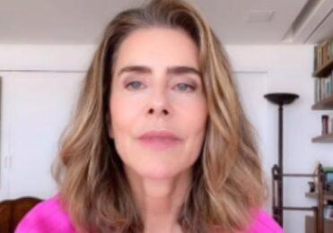 Maitê Proença nega puxão de orelha em Regina Duarte – Celebridades – iG