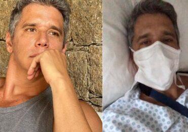 Marcio Garcia sofre acidente doméstico e precisa fazer cirurgia  – Fabia Oliveira – iG