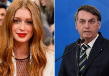 Marina Ruy Barbosa diz: 'Não votei no candidato do meu pai' – Celebridades – iG