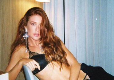 Marina Ruy Barbosa surge de topless em cliques provocantes – Celebridades – iG