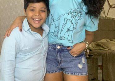 Mileide Mihaile vibra com participação do filho em seu canal – Fabia Oliveira – iG