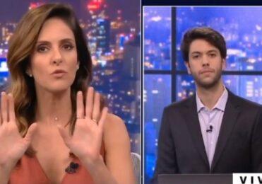 Monalisa dá bronca em Coppolla após fala: 'Não sou da sua laia' – TV & Novelas – iG