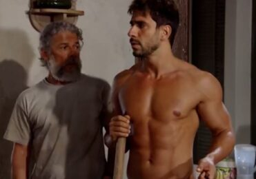 Pereirinha e Enzo descobrem que o tesouro sumiu em 'Fina Estampa' – TV & Novelas – iG