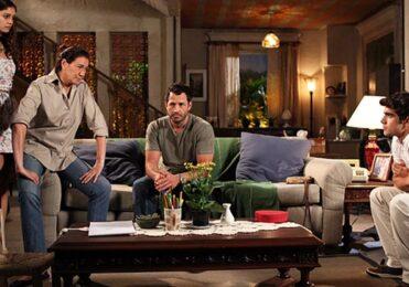 Pereirinha se reencontra com a família em 'Fina Estampa' – TV & Novelas – iG