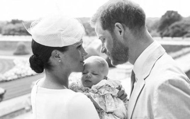 Príncipe Harry, Meghan e Archie