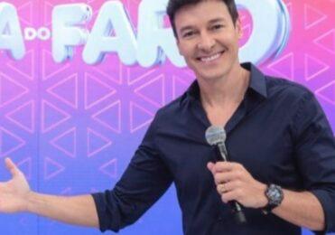 Record tenta diminuir salário de Rodrigo Faro e ele não aceita – Fofocas dos Famosos – iG