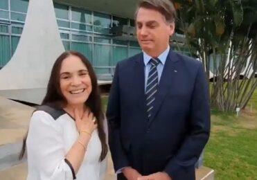 Regina Duarte é exonerada da secretaria especial da Cultura – Cultura – iG