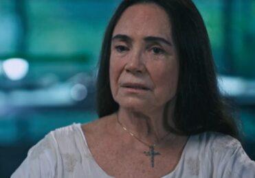 Regina Duarte se irrita em entrevista e leva fora de âncora – TV & Novelas – iG