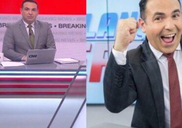 Reinaldo Gottino se demite da CNN e volta para a Record – TV & Novelas – iG