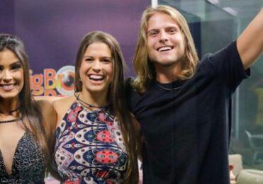 Renata insinua que Daniel se aproveitou de Marcela e Ivy rebate – BBB – Big Brother Brasil – iG