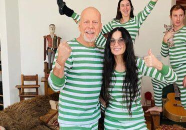 Saiba por que Bruce Willis está isolado com a ex Demi Moore – Fofocas dos Famosos – iG